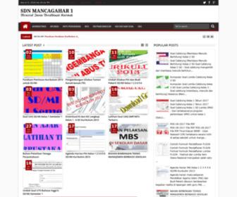 Sdnmancagahar1.com - SDN MANCAGAHAR 1