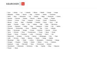 Searcher.com - Searcher