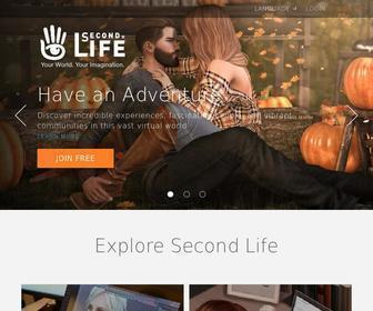 Secondlife.com - Official Site | Second Life - Virtual Worlds, Virtual Reality, VR, Avatars, Free 3D Chat