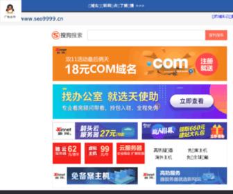 Seo9999.cn - 首页面|欢迎来到网站建设的世界