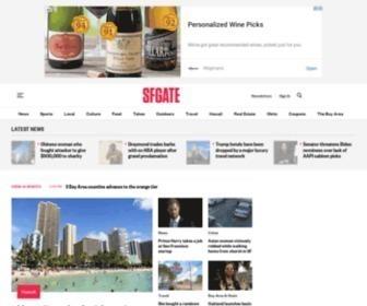 Sfgate.com - SFGATE: San Francisco Bay Area - News, Bay Area news, Sports, Business, Entertainment, Classifieds - SFGate