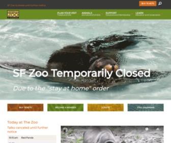 Sfzoo.org - San Francisco Zoo