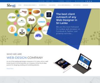 Shawebdesign.com - Welcome to Sha web design
