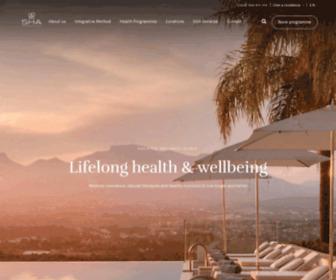 Shawellnessclinic.com - SHA wellness Clinic
