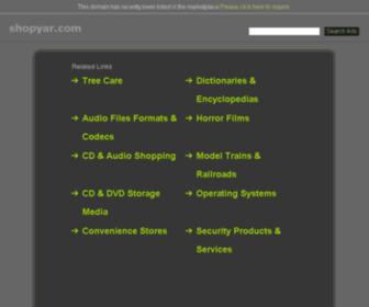 Shopyar.com - فروشگاه اینترنتی شاپ یار