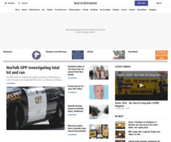 Simcoereformer.ca - Simcoe News, Sports, Entertainment, Business, Life & Opinion | Simcoe Reformer