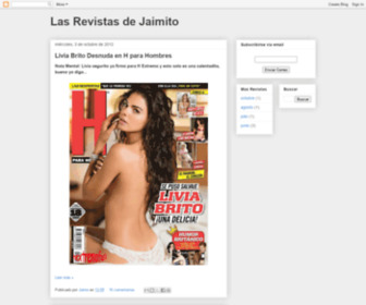 Siromega.com - Las Revistas de Jaimito