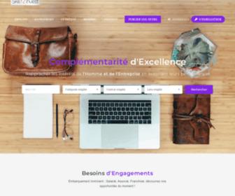 Skill2invest.com - Skill2Invest – Rapprocher les intérêts de l'Homme et de l'Entreprise en associant leurs performances