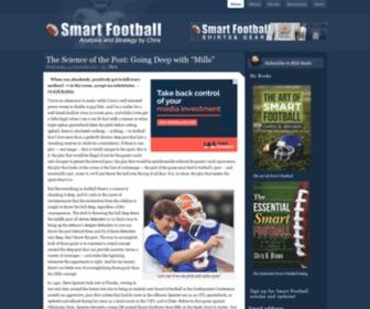 Smartfootball.com - Smart Football | Football analysis from Chris B. Brown