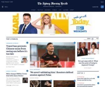 Smh.com.au - Australian Breaking News Headlines & World News Online | SMH.com.au