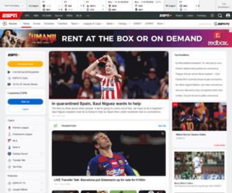 Soccernet.co.za - 302 Found