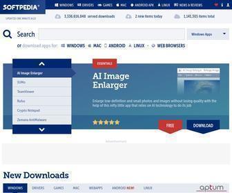 Softpedia.com - Softpedia - Free Downloads Encyclopedia