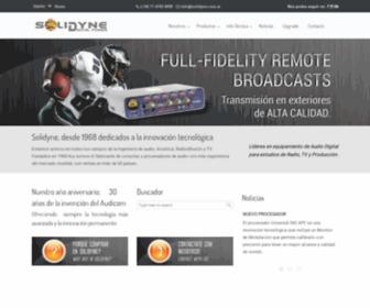 Solidynepro.com - Solidyne - Digital Power