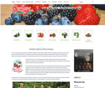 Southalderfarms.com - South Alder Farms | Wholesale Supplier of Fresh and Frozen Berries