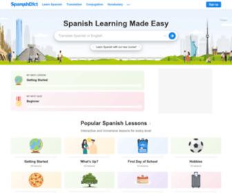 Spanishdict.com - SpanishDict | English to Spanish Translation, Dictionary, Translator