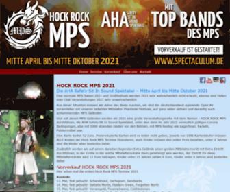 Spectaculum.de - Mittelalterlich Phantasie Spectaculum 2017