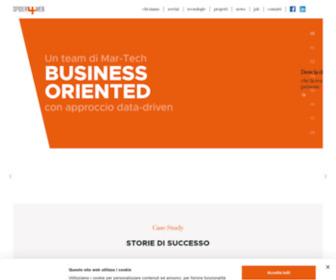 Spider4web.it - Web agency » creazione siti web, promozione siti web, web based software
