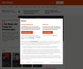 Spiegel.de - SPIEGEL ONLINE - Aktuelle Nachrichten