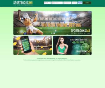 Sportbooks365.com - :: Sports365 ::