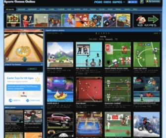 Sportsgamesonline.net - Sports Games Online