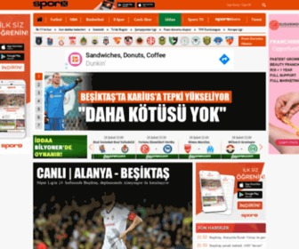 Sporx.com - Spor Haberleri, Son Dakika Spor, iddaa sonuçları ve tahminleri - Sporx