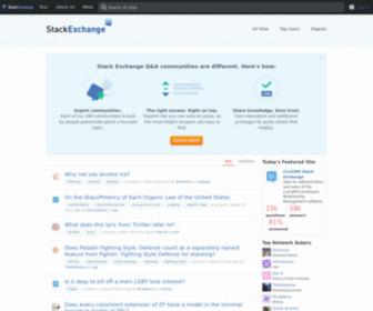 Stackexchange.com