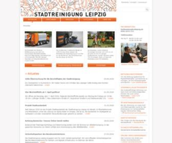 Stadtreinigung-leipzig.de - Aktuelles - Stadtreinigung Leipzig