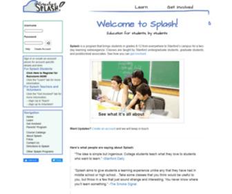 Stanfordesp.org - Stanford ESP - Home