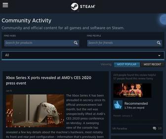 Steamcommunity.com - Steam Community