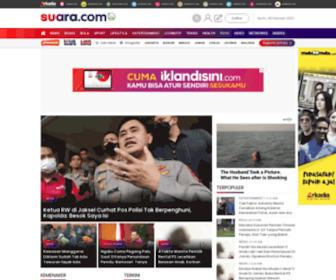 Suara.com - Berita Hari ini, Berita Terbaru dan Terkini - Suara.Com