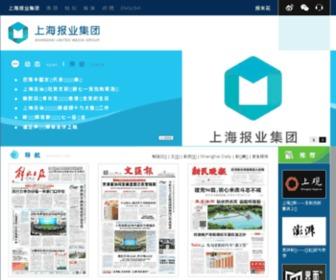 Sumg.com.cn - 上海报业集团