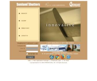 Sunlandshutters.com - SUNLAND SHUTTERS