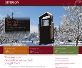 Sunyjefferson.edu - Home