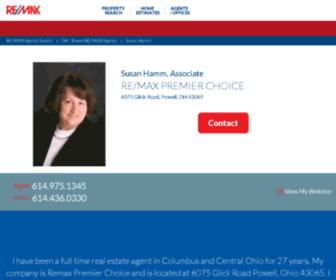 Susanhamm.com - Susan Hamm - King Thompson Coldwell Banker