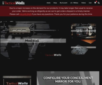Tacticalwalls.com - Your access to this site has been limited