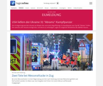 Tagesschau.de - Aktuelle Nachrichten - Inland Ausland Wirtschaft Kultur Sport - ARD Tagesschau   tagesschau.de