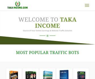 Takaincome.com - Home - Takaincome