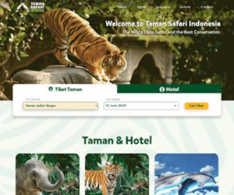 Tamansafari.com - Taman Safari Indonesia