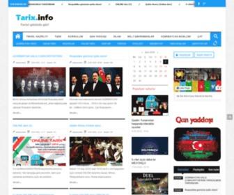 Tarix.info - Azerbaycan dilinde  tarix dersleri ve testler
