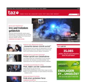 Taz.de - taz, die tageszeitung - taz.de