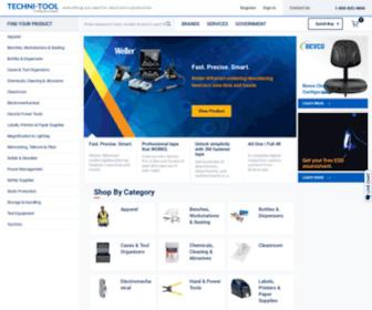 Techni-tool.com - Techni-Tool: Industrial Supplies, Tools, Soldering & MRO