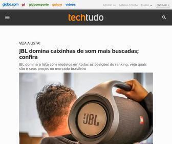 Techtudo.com.br - TechTudo - A Tecnologia Descomplicada.