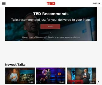 Ted.com - TED: Ideas worth spreading