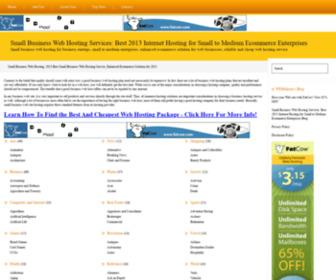 Tele-script.com - Small Business Web Hosting Services: Best 2013 Internet Hosting for Small to Medium Ecommerce Enterprises