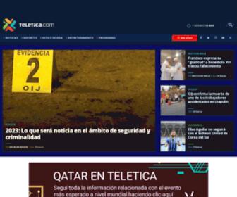 Teletica.com - Home | Teletica