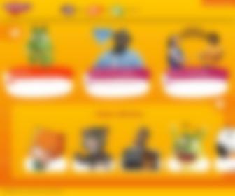 Teletoon.fr - TéléTOON+, la chaîne de télé pour enfants du groupe CANAL+ : des jeux, des videos, des coloriages pour enfants - Teletoon+