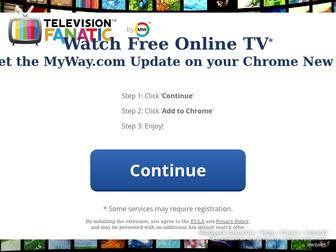 Televisionfanatic.com - Watch TV Online - Television Fanatic