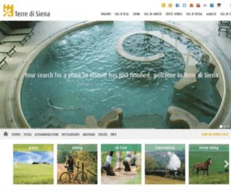 Terresiena.it - Home - Terre di Siena - Sito Ufficiale del Turismo in Terre di Siena - Provincia di Siena