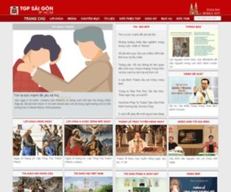 Tgpsaigon.net - Tổng giáo phận Sài gòn |