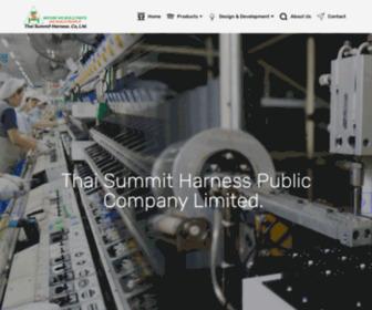 Thaisummit-harness.co.th - :: THAI SUMMIT HARNESS.CO.TH ::บริษัท ไทยซัมมิท ฮาร์เนส จำกัด (มหาชน)